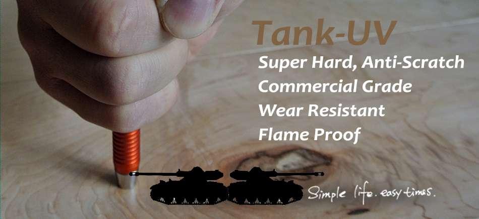 Tank-UV Flooring