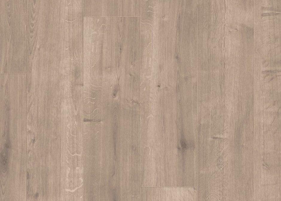 Clix Laminate Plus Taupe Oak