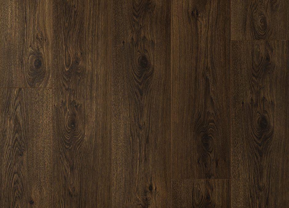 Clix Laminate Plus Victorian Brown Oak
